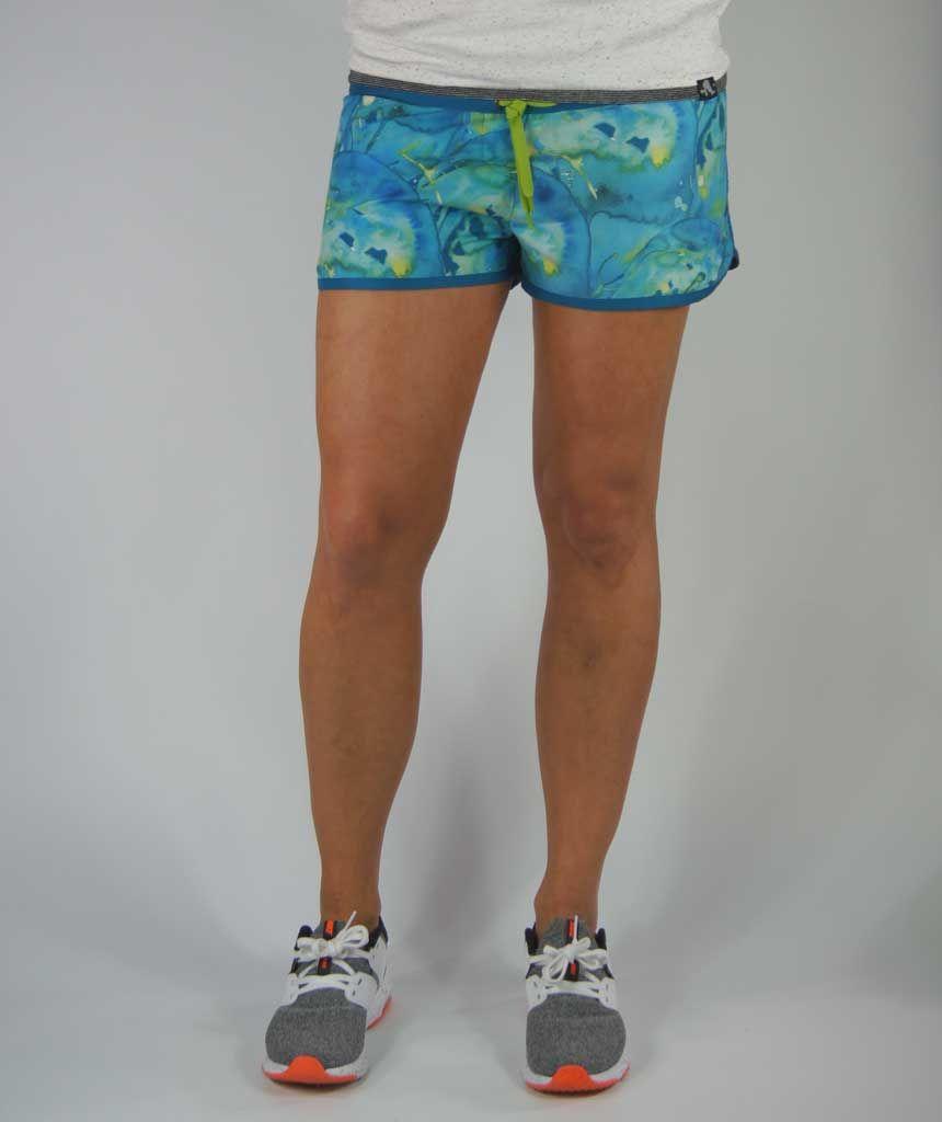 Women Kitesurf Boardshort Hotpant | Aquarell