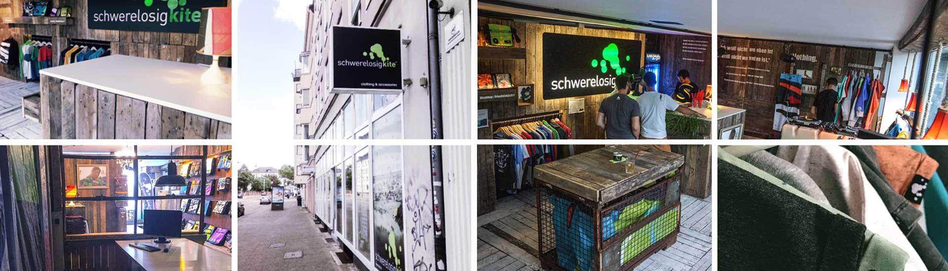 Flagship Store Schwerelosigkite SWLK