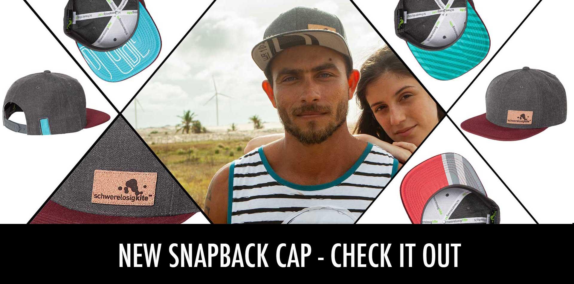 Snapback Cap Schwerelosigkite SWLK