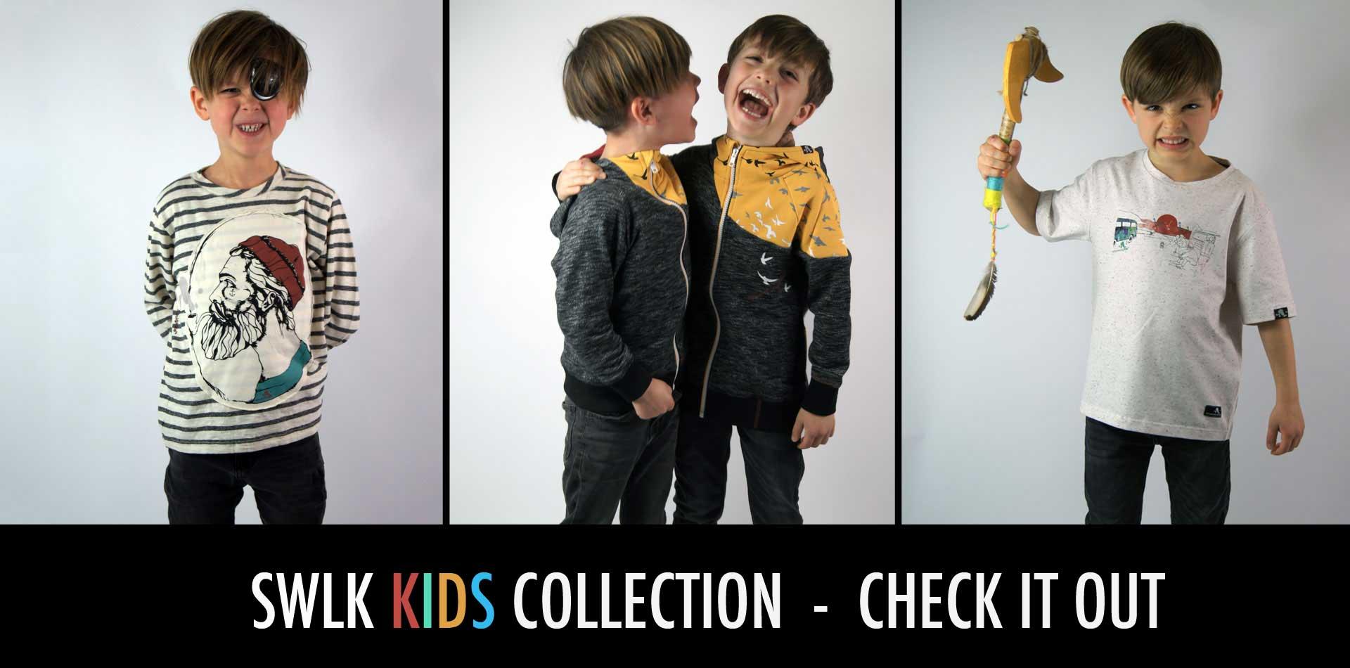 Schwerelosigkite Kids Collection